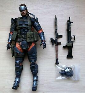 Square Enix Metal Gear Solid Peace Walker Play Arts Kai Snake Battle Dress ver.