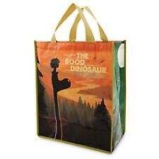 BNWT The Good Dinosaur Tote riutilizzabile Shopping Bag Disney Store Arlo Pixar