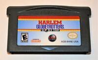 HARLEM GLOBETROTTERS WORLD TOUR NINTENDO GAME BOY ADVANCE SP GBA