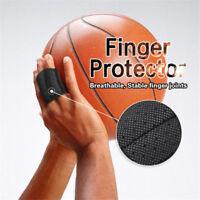 NE_ Basketball Volleyball Double Finger Joint Support Brace Hand Protector Healt