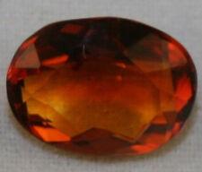 Naturale Rosso Madeira Citrino Loose Gem 8X10 Sfaccettato Ovale Taglio 2.5CT Gemstone CI15