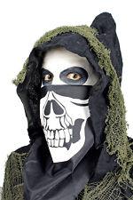 MASCHERE Foulard maskentuch scheletro per umbinden Costume Halloween