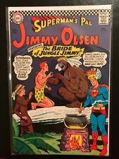 JIMMY OLSEN#98 FN 1966 DC SILVER AGE COMICS (6.5)