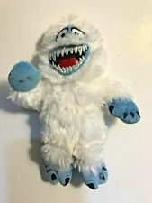 Rudolph the red nosed reindeer Bumble Singing Abominable Snowman Plush