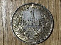 1 Rupie Deutsch Ostafrika 1904 A #446#