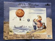 All our yesterdays cross stitch chart - It's all hot air