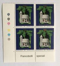 4 timbres suisses YT CH1739, Zum : CH1072 se tenant neufs**