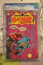 Detective Comics #397 CGC 8.5 Batman Batgirl 1970 Neal Adam Cover