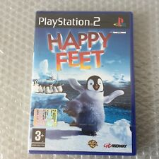 VINTAGE#PS2 PLAYSTATION 2 MIDWAY HAPPY FEET PAL#FACTORY SEALED
