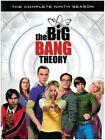 The Big Bang Theory: The Complete Ninth Season (DVD, 2015) Kaley Cuoco