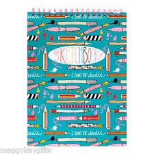 stylos & crayons couverture rigide Carnet à dessin - Dessin Livre coloré qualité