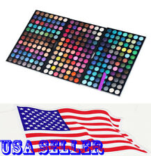 252 Full Colors Eyeshadow Pallete Professional Matte Makeup Eye Shadow New