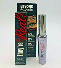 Benefit They're Real! Beyond Mascara Jet Black 0.3 oz 8.5 g + FRee Fast Shipping