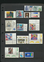 Germany Mint NH Mini Collection 17 Different Stamps