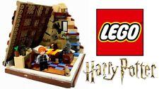 LEGO Harry Potter Ron Weasley's Bedroom MOC Instructions PDF! (NO BRICKS)