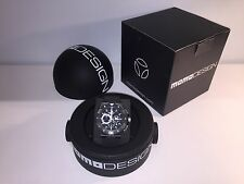 New - Reloj Watch MOMO DESIGN Tempest MD-1004 - Stainless Steel - With Box
