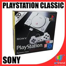 Sony Playstation Classic, 2 Controller und 20 Vorinstallierte Spiele, NEU
