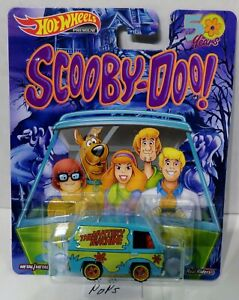 HOT WHEELS REAL RIDERS SCOOBY DOO THE MYSTERY MACHINE