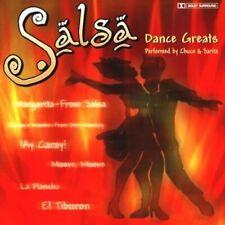 Chuco & Sarita Salsa dance greats  [CD]