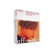 TAEMIN 1st SOLO CONCERT [OFF-SICK (on track)] (Kihno Video) [KPOPSTOREinUSA]