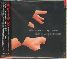 MORGAN AGREN-THROUGH THE EYES OF A MORGCHESTRA-IMPORT CD WITH JAPAN OBI F08
