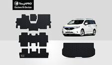 ToughPRO Heavy Duty Custom Fit Floor Mats For 2011-2018 Nissan Quest