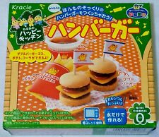 kracie popin cookin happy kitchen Hamburger Japanese candy making kit new