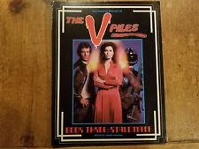 Files Magazine spotlight on V Files Book 3: Stalemate (1985)