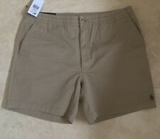 POLO RALPH LAURN KHAKI CLASSIC SHORT BOATING SHORTS SIZE LARGE 36-37in WAIST NEW