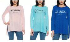 Langarm Damenblusen, - Tops & -Shirts in Größe 38 mit Hippie