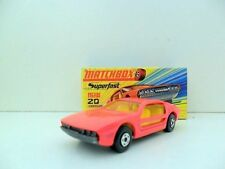 Matchbox-Superfast Auto-& Verkehrsmodelle aus Druckguss
