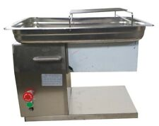 INTBUYING 110V Meat Cutter/Cutting/Slicer Machine with 5mm Blade 500kg/h Output