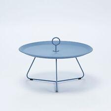 Houe Eyelet table 80 Design Beistelltisch Nachttisch Outdoortisch, taubenblau,