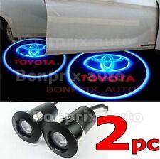 2 x TOYOYA Led Éclairage Porte Laser Logo Projecteur YARIS COROLLA Previa