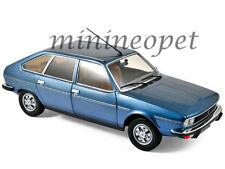 NOREV 185270 1978 78 RENAULT 30 TS 1/18 DIECAST MODEL CAR BLUE