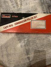 Snap-On Cj93B Slide Hammer Puller set. w box & instructions.