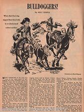 Bulldoggers & Their History & Appearances+Acord,Alvord,Belcher,Blackstone,Bowen