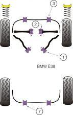 For Bmw E38 7 Series, Powerflex Custom Suspension Bush Kit