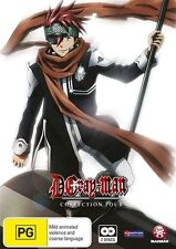 D.Gray-Man : Collection 4 : Eps 40-51 (DVD, 2010, 2-Disc Set)