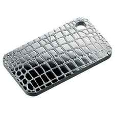 icOns SKINS Stylish Silver Bar CROCODILE with hanger - SUISSE-PAMP