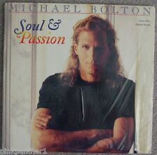MICHAEL BOLTON SOUL and PASSION  with Kenny G  12 Video Songs in Laserdisc