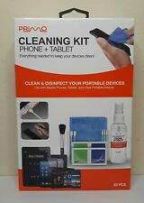 PRIMO CLEANING KIT FOR PHONE+TABLET CLEANS & DISINFECTS PORTABLE DEVICES 32 PCS