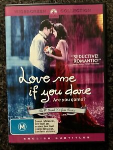 Love Me If You Dare (2003, Region 4 DVD, French, Marion Cotillard)