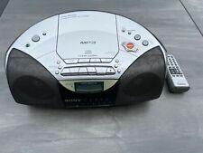 Sony CFD-S20 CD Radio Kassetten Recorder