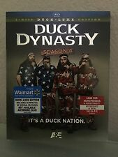 Duck Dynasty: Season 4 (Blu-ray Disc, 2014, 2-Disc Set) Walmart Edition