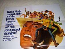 Stay Away Joe  Original One Sheet Elvis Presley