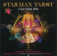 Calendario Starman 2020 Calendar - David Bowie (SCA)