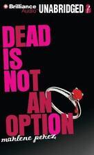 Dead Is: Dead Is Not an Option 5 by Marlene Perez (2012, CD, Unabridged)