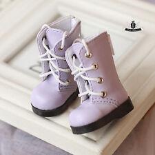 1/6 BJD Shoes Yosd Boots Dollfie DREAM DIM DZ SOOM MID Luts Dollmore AOD #Purple