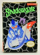 Shadowgate (Nintendo Entertainment System, 1989) CIB Complete